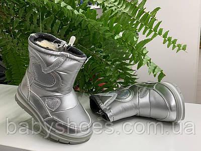 Зимние сапоги для девочки Weestep,Польша р 22-26, ЗД-245