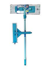 Набор для уборки Aquapur телескопический голубой-белый (H1-570379)