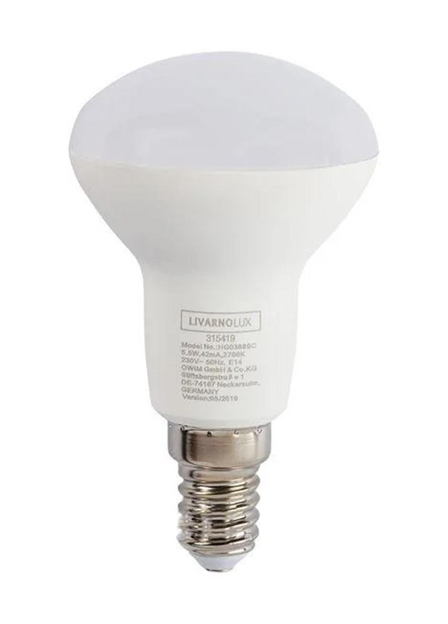 Led-лампочка Livarno Е14 белый (H1-570395)