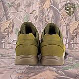 Кросівки трекінгові PANTHERA олива кордура, фото 6