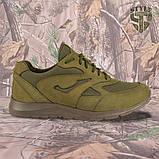Кросівки трекінгові PANTHERA олива кордура, фото 2