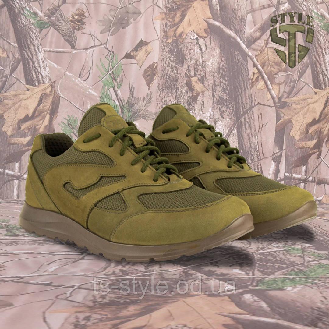 Кросівки трекінгові PANTHERA олива кордура