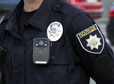 Поліцейські нагрудні камери