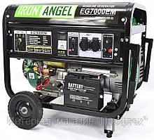 Генератор Iron Angel EG 7000 ЇМ модель 2020р.