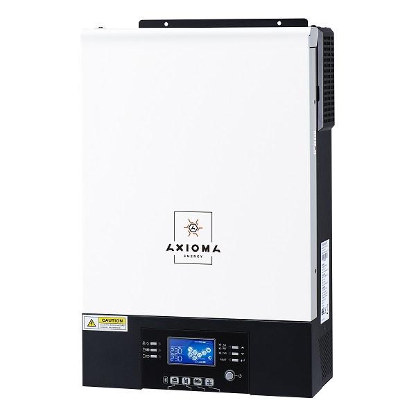 Гибридный ИБП 5000Вт, 48В + МППТ на 5кВт, ISMPPT BFP 5000 (Battery Free+Parallel), AXIOMA energy