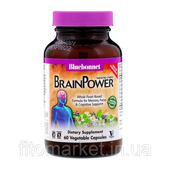 Комплекс Підтримки Мозку Targeted Choice Brain Power 60 капсул