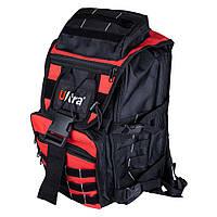 Рюкзак для инструмента 10 карманов 500×295×190мм 28л ULTRA (7411842)