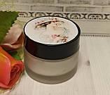 """Натуральный ночной крем для лица ручной работы с каллогеном """" Жасмин"""" 55+., фото 2"""