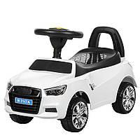 Дитяча каталка толокар M 3147A-1 Audi, білий