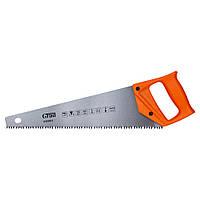 Ножівка по дереву 400мм 3TPI GRAD (4401815)