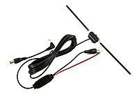 Активная Внешняя автомобильная FM антенна, усиление радиосигнала TV 0018