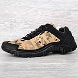 Мужские кроссовки на протекторной подошве (Кз-16зл), фото 2