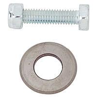 Колесо ріжуче для плиткоріза 22×1.7×10.5 мм SIGMA (8223061)