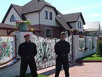 Охрана коттеджей в Киеве и области