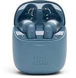 Бездротові Bluetooth-навушники JBL Tune 220TWS (Copy), фото 3