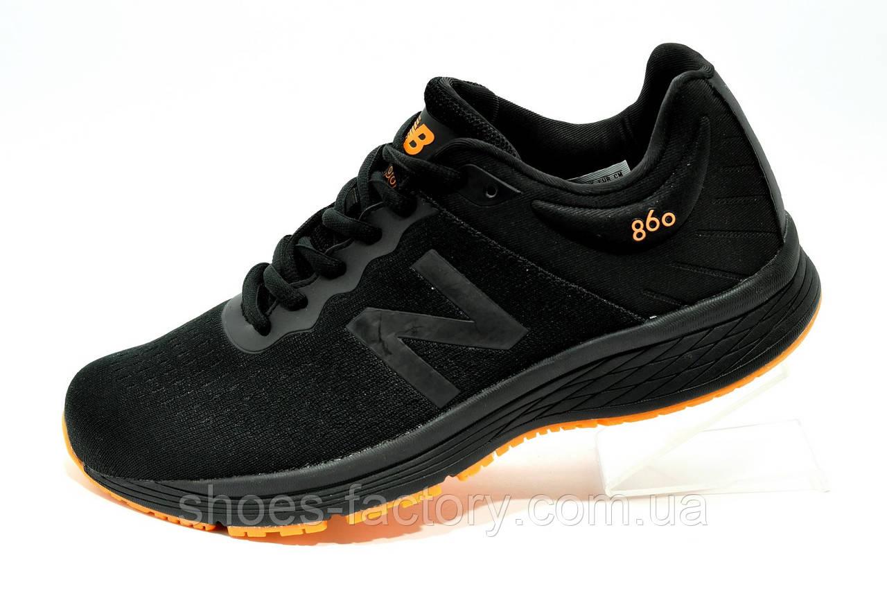 Бігові кросівки New Balance 860 Black