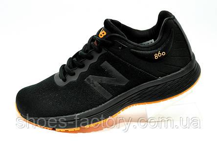 Бігові кросівки New Balance 860 Black, фото 2