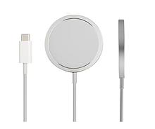 Бездротове зарядний пристрій MagSafe Charger 15W для iPhone/AirPods (Copy)