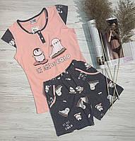 Пижама женская с шортами LUSH, фото 1