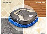 Автоматична швабра робот для підлоги JBL-Robot,Швабра на акумуляторі, фото 2