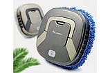 Автоматична швабра робот для підлоги JBL-Robot,Швабра на акумуляторі, фото 4