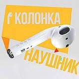 Портативна колонка Bluetooth Airpods Giant Headphone Multifunctional Speaker MK-101, фото 7
