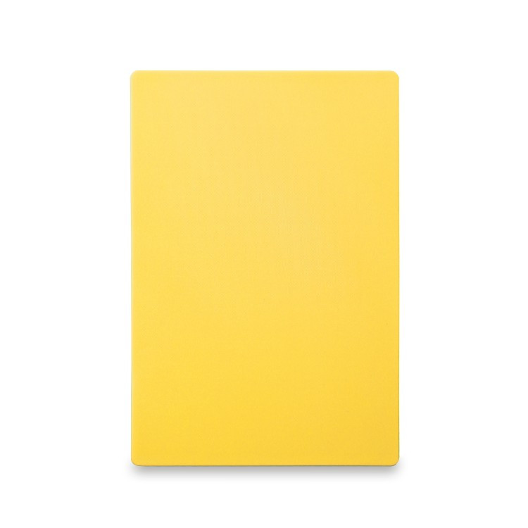 Дошка обробна HACCP 600x400 мм - жовта 825655 Hendi