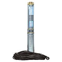 Відцентровий Насос свердловинний 0.75 кВт H 51(33)м Q 140(100)л/хв Ø102мм (кабель 25м) AQUATICA (DONGYIN), фото 1