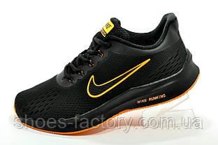 Кроссовки беговые Nike Air Zoom Flyknit черные