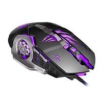 Игровая геймерская компьютерная мышь GAMING MOUSE X1 с LED подсветкой + коврик для мыши в ПОДАРОК !!!