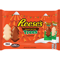 Цукерки Reese's Peanut Butter Trees Assortment 595 g