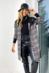 Костюм женский готовый образ одежды джоггеры гольф платье-рубашка