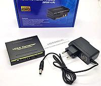 Перетворювач конвертер цифрового а hdmi в spdif (оптику), фото 1