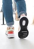 Кросівки жіночі Nike M2K Tekno Beige Найк М2К Текно Бежеві кросівки жіночі (36,37,38,39,40), фото 3