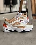 Кросівки жіночі Nike M2K Tekno Beige Найк М2К Текно Бежеві кросівки жіночі (36,37,38,39,40), фото 6