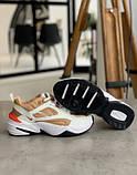 Кросівки жіночі Nike M2K Tekno Beige Найк М2К Текно Бежеві кросівки жіночі (36,37,38,39,40), фото 7