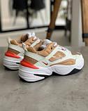 Кросівки жіночі Nike M2K Tekno Beige Найк М2К Текно Бежеві кросівки жіночі (36,37,38,39,40), фото 8