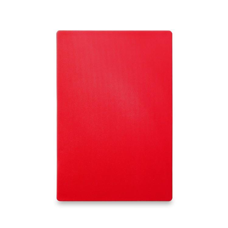 Дошка обробна HACCP 600x400 мм - червона 825617 Hendi