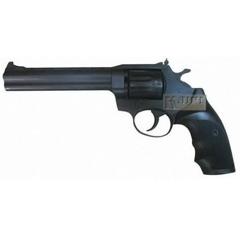 Револьвер під патрон Флобера Safari РФ 461 Super Magnum пластикова рукоятка, фото 2