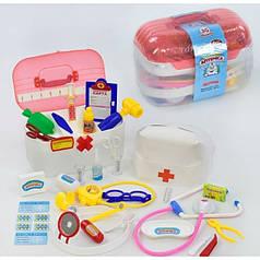 Детский набор доктора в чемодане 2552