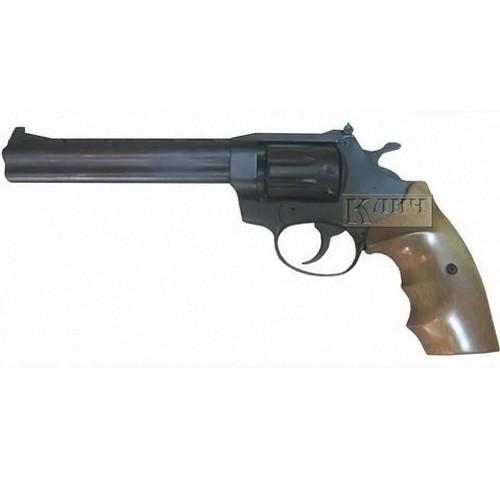 Револьвер под патрон Флобера Safari РФ-461 Super Magnum ореховая рукоятка