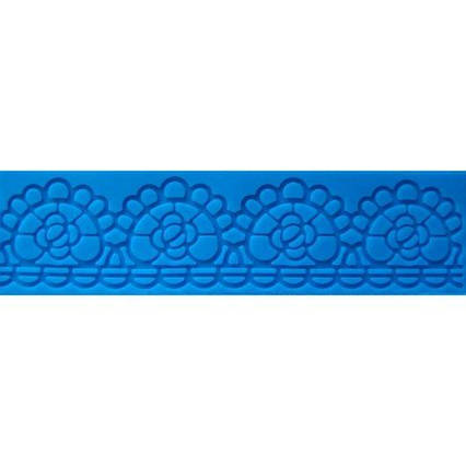 Силиконовый коврик для айсинга Ажурный орнамент 5