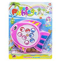 """Игровой набор """"Рыбалка"""", розовый 628А"""