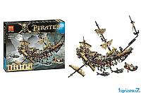 """Конструктор 10680  """"Пиратское судно"""" 2324 детали, в коробке"""