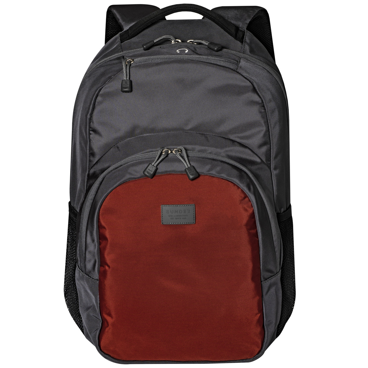 Рюкзак для ноутбука Sumdex Рюкзак для ноутбука PON-336PR серо-красный 15 -15.6''