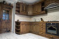 Кухня на заказ под старину