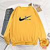 Демісезонний пуловер зі спортивним значком 44-48 (в кольорах), фото 5