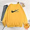 Демисезонный пуловер со спортивным значком 44-48 (в расцветках), фото 5