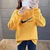 Жіночий пуловер в спортивному стилі 44-48 (в кольорах), фото 5