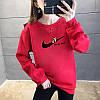 Жіночий пуловер в спортивному стилі 44-48 (в кольорах), фото 4